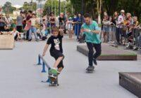 Фестиваль скейтбординга  прошел в Пятигорске