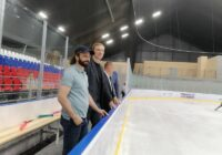 Ледовая арена в Ессентуках готовится к открытию