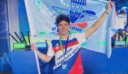 Ессентучанин стал чемпионом мира по парашютному спорту