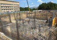 Реконструкция горбольницы в Кисловодске