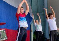 Зарядка с чемпионом прошла в Железноводске