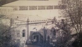 120 лет назад в Ессентуках начали строительство паркового театра