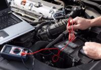 Профессиональные услуги автоэлектрика и диагностика автомобилей