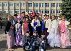 В Межрегиональном кадетском бале участвовали кисловодчане
