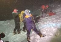 Поисково-спасательная операция завершилась на Эльбрусе