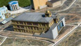 На острове Гулливеров в Железноводске разместили новые миниатюры